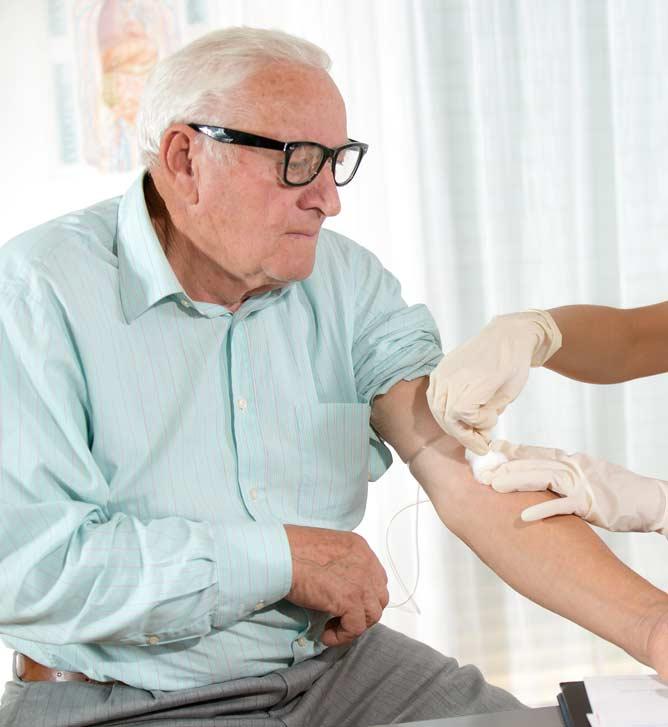 infirmière rigoureuse près de Garons pour votre suivi médical